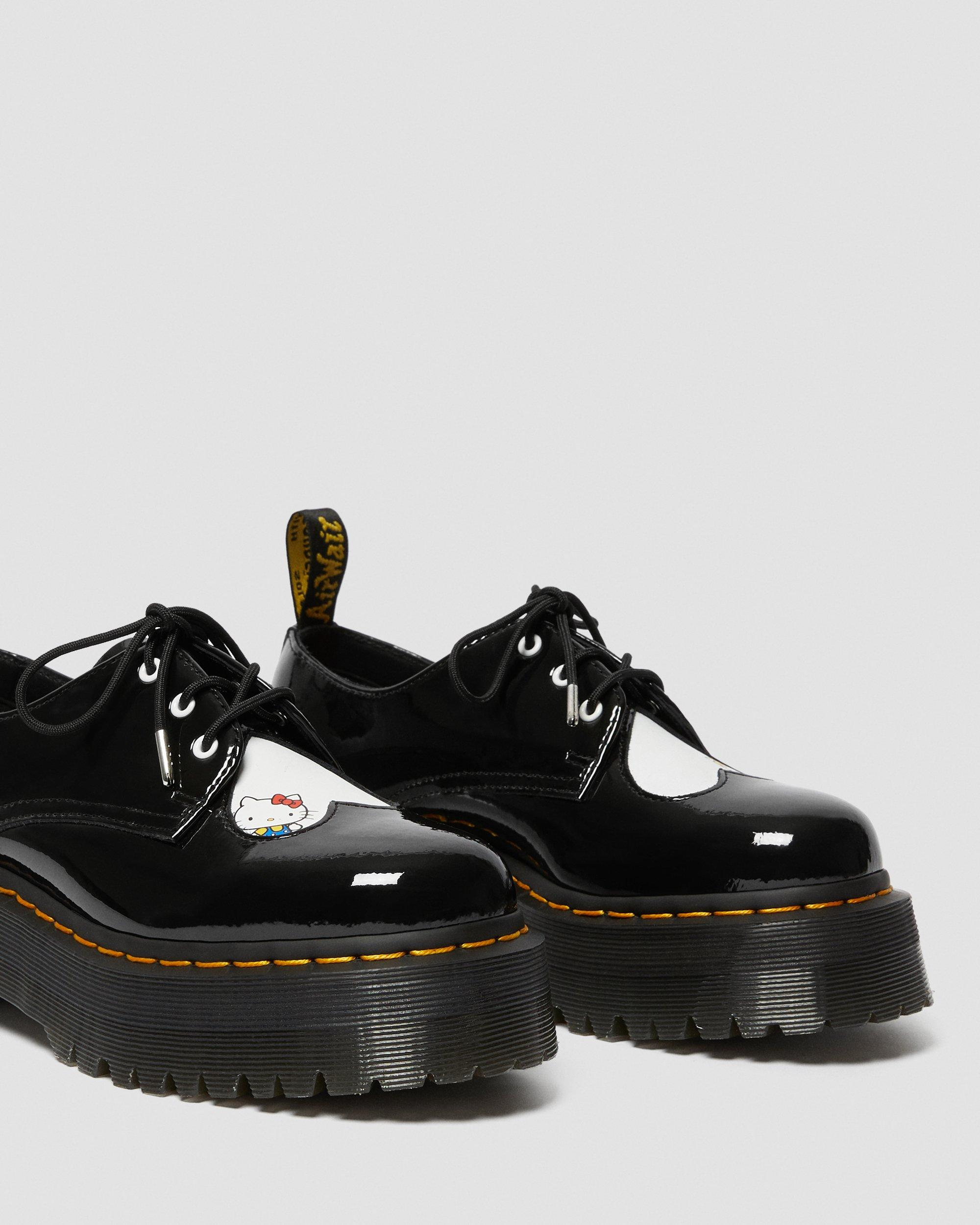dr martens hello kitty