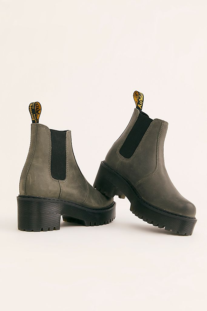 dr martens rometty