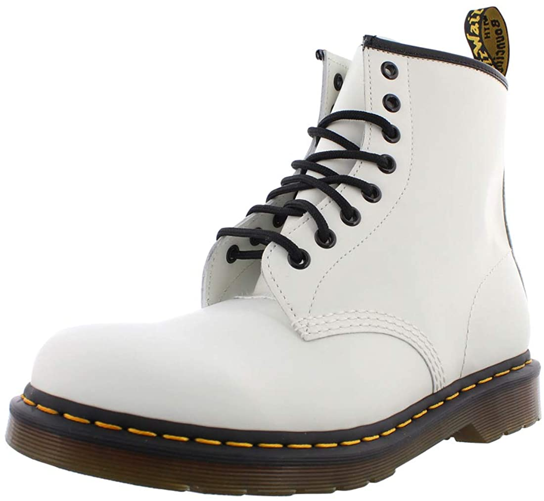 dr martens white boots